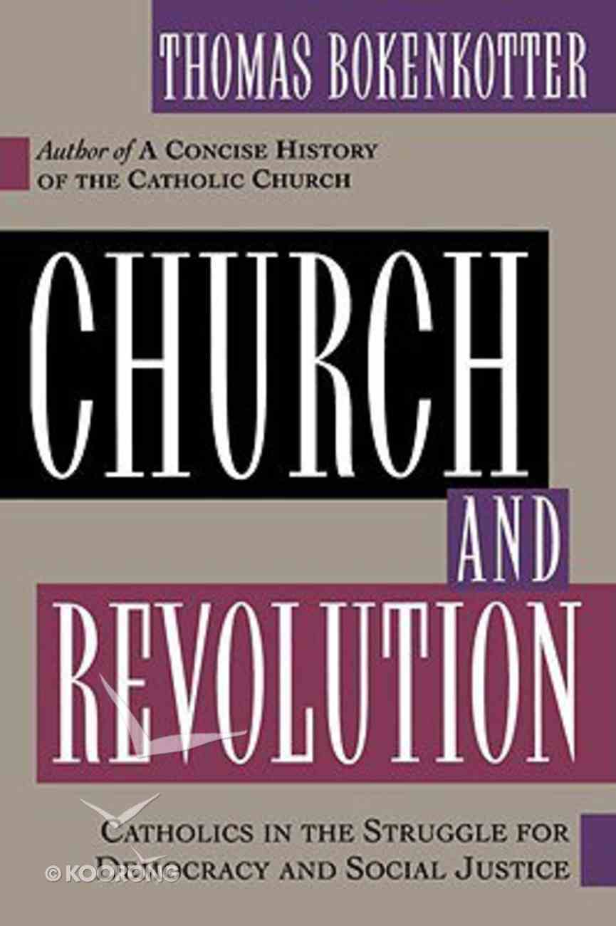 Church and Revolution Paperback