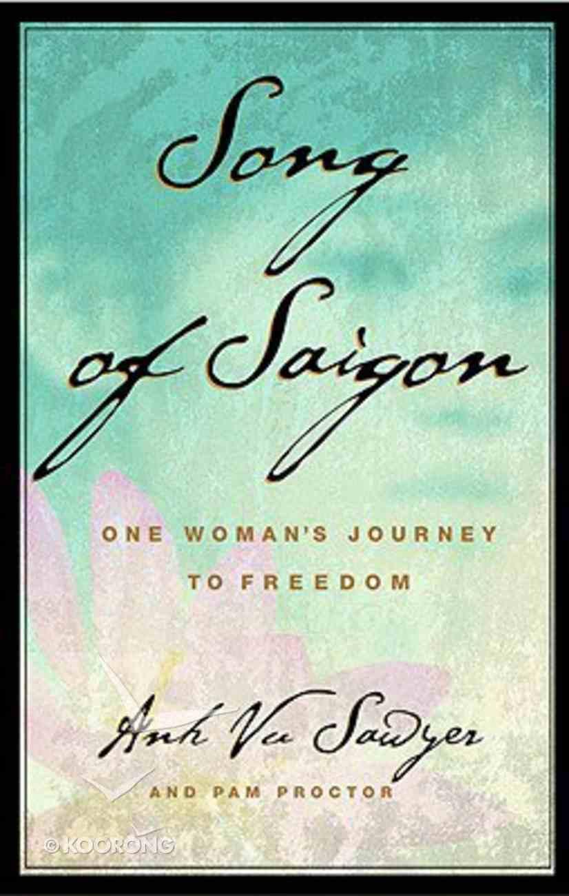 Song of Saigon Hardback