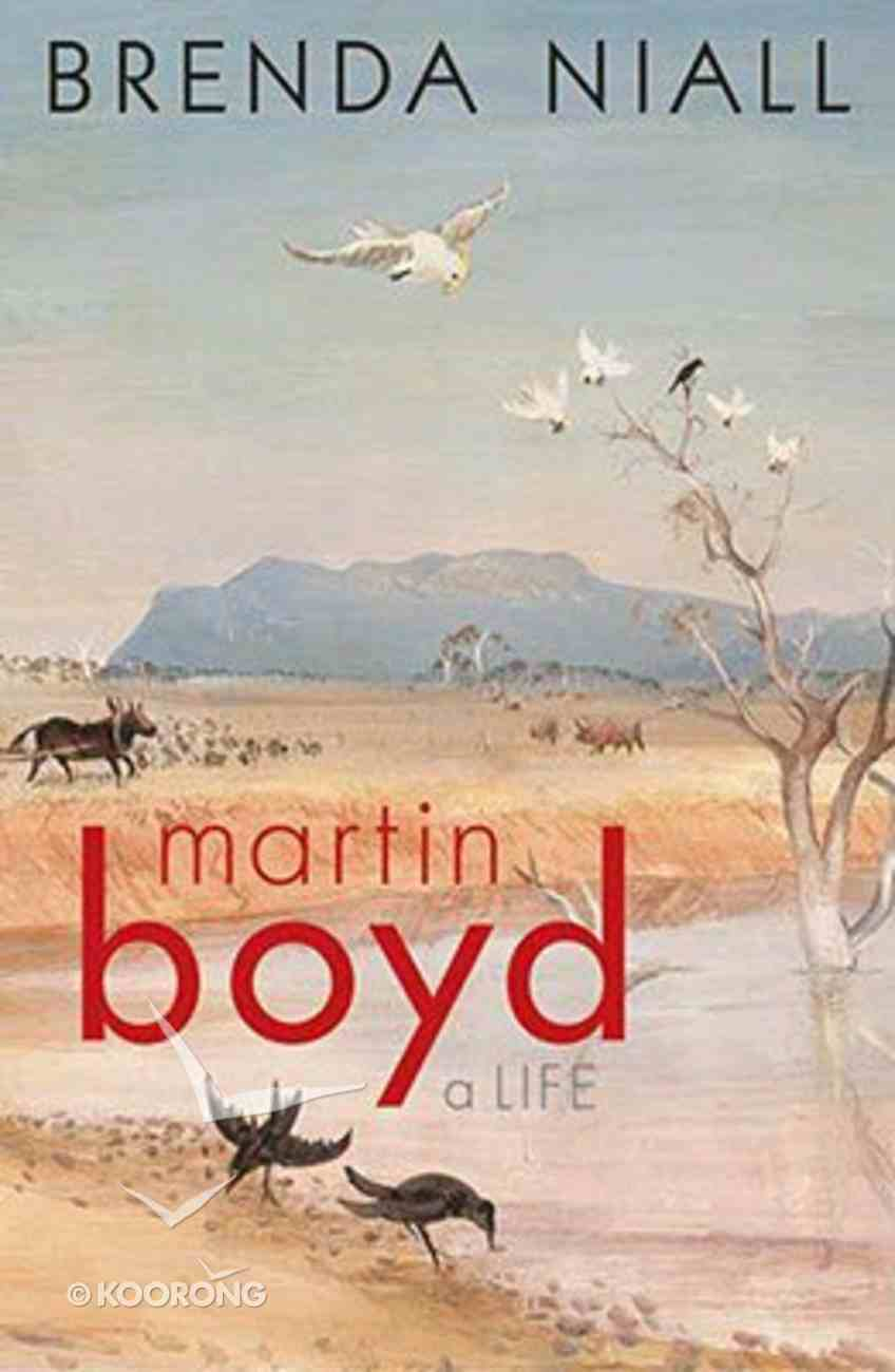 Martin Boyd (2nd Edition) Paperback