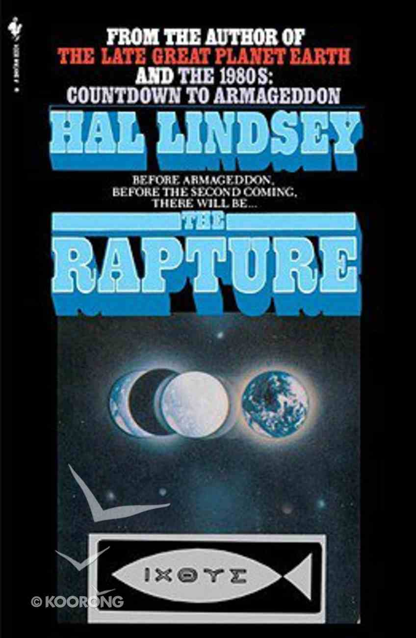 The Rapture Paperback