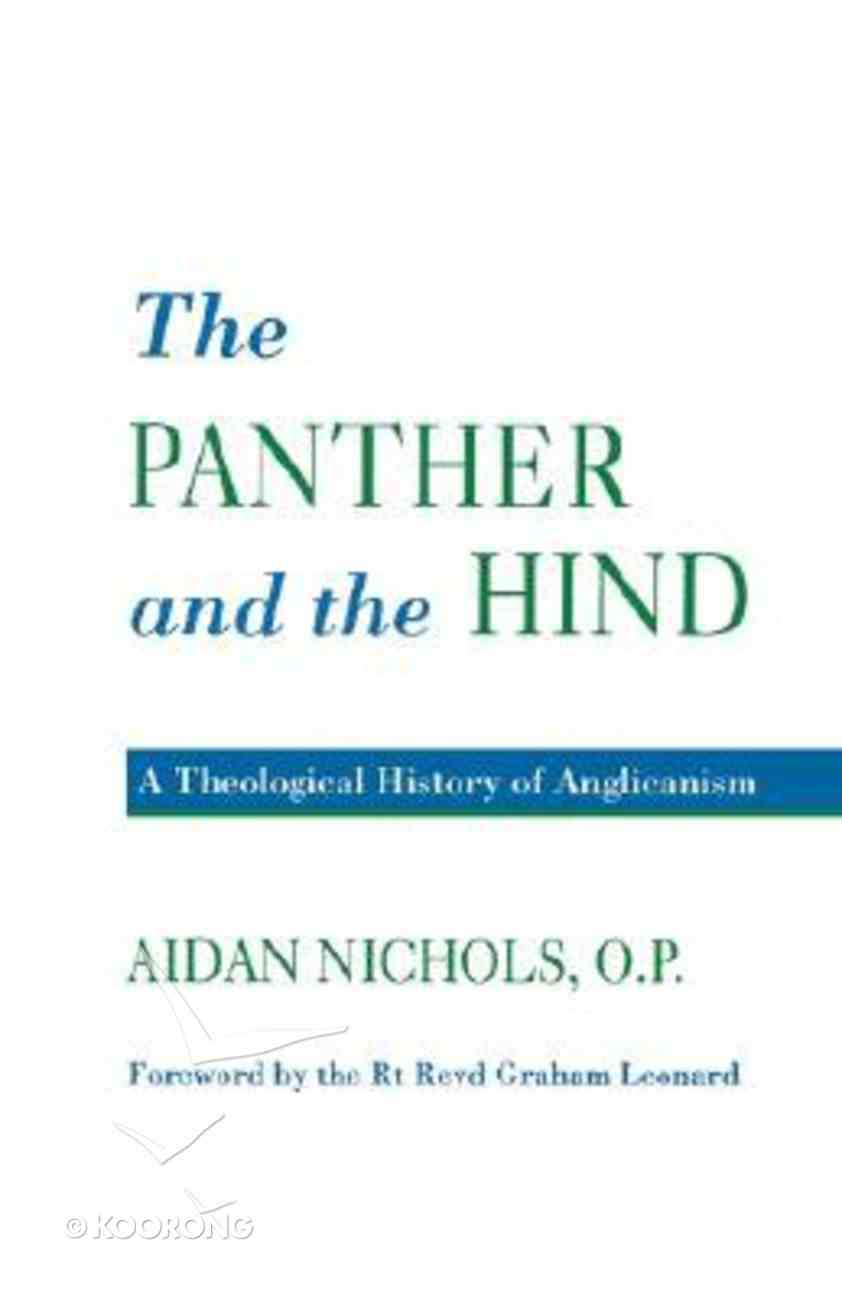 Panther and the Hind Paperback