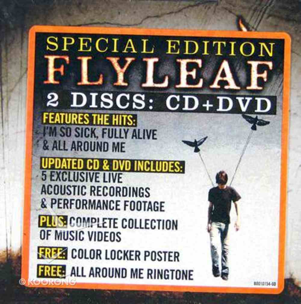 Flyleaf Special Edition (With Dvd) CD