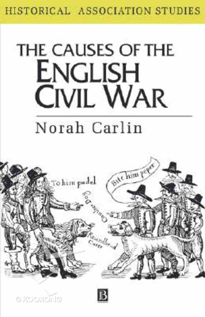 The Causes of the English Civil War Paperback
