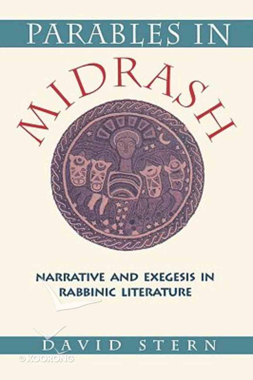 Parables in Midrash Paperback