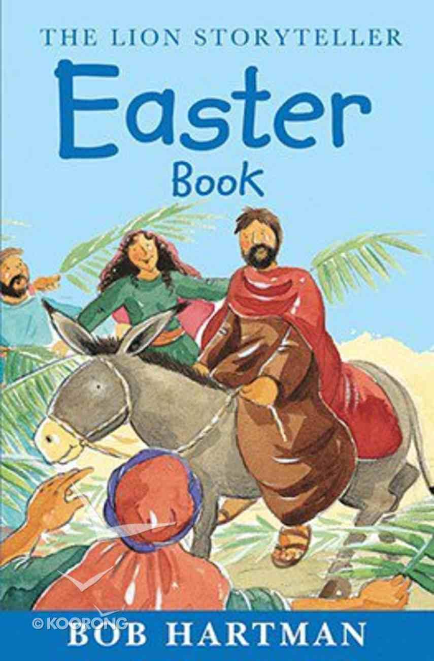 Lion Storyteller Easter Paperback
