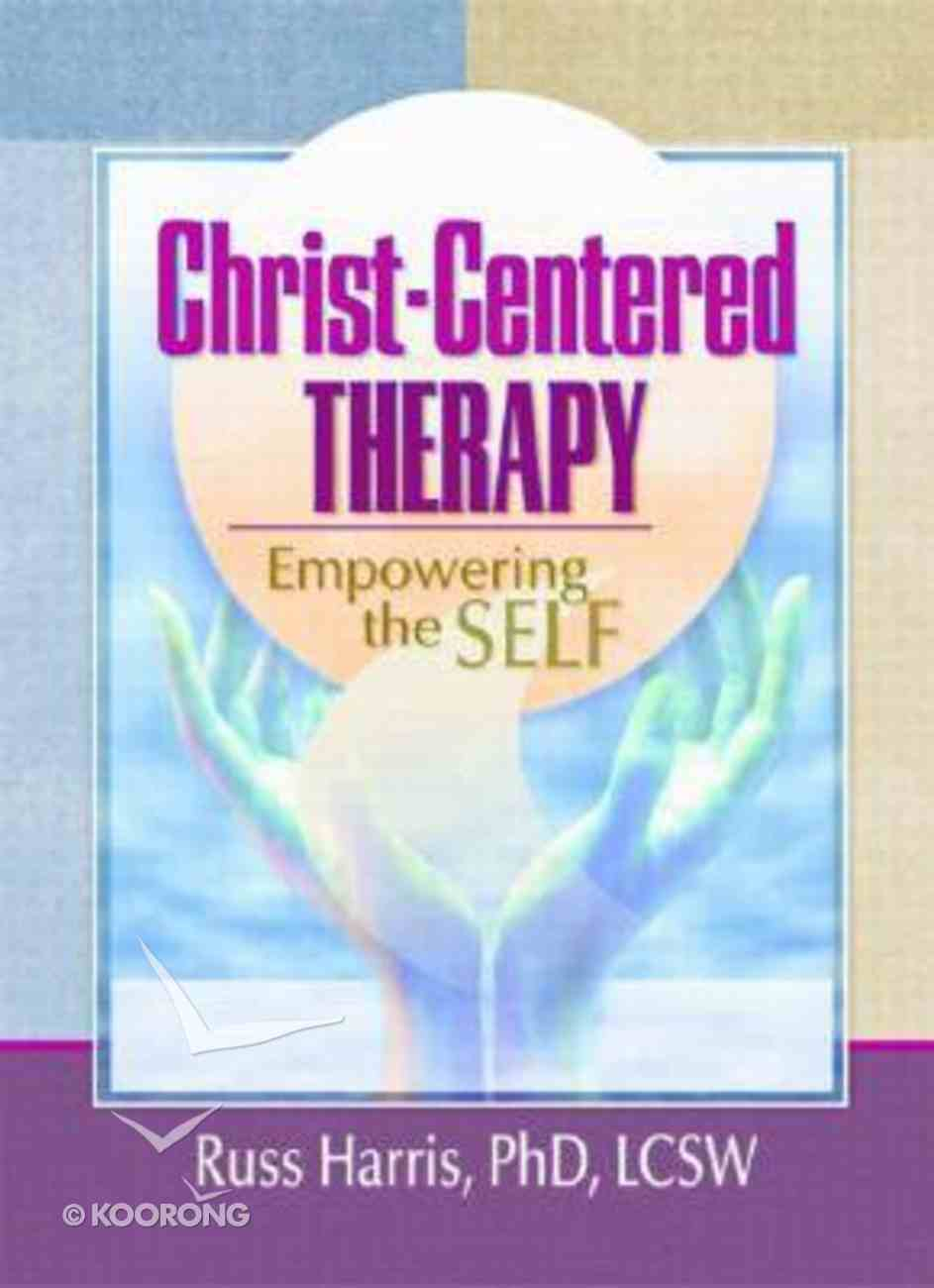 Christ-Centered Therapy Paperback