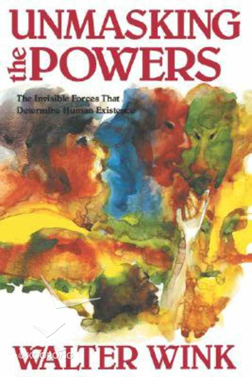 Unmasking the Powers (#02 in The Powers Series) Paperback