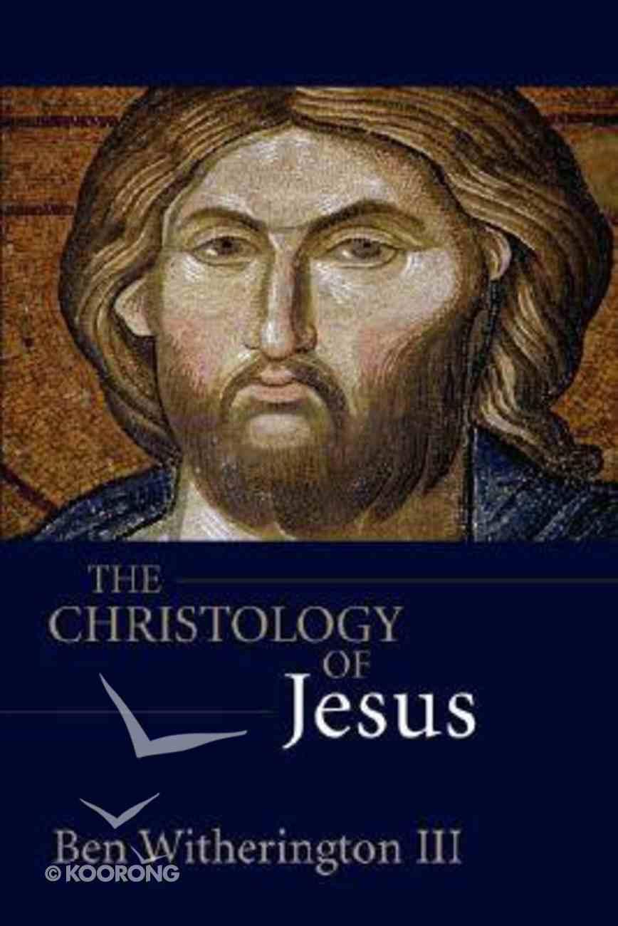 The Christology of Jesus Paperback
