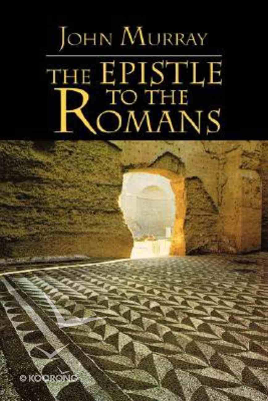 Epistle to the Romans ,The Paperback