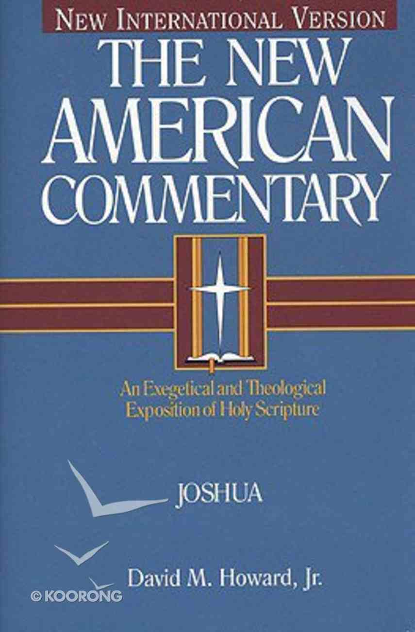 Joshua (#05 in New American Commentary Series) Hardback