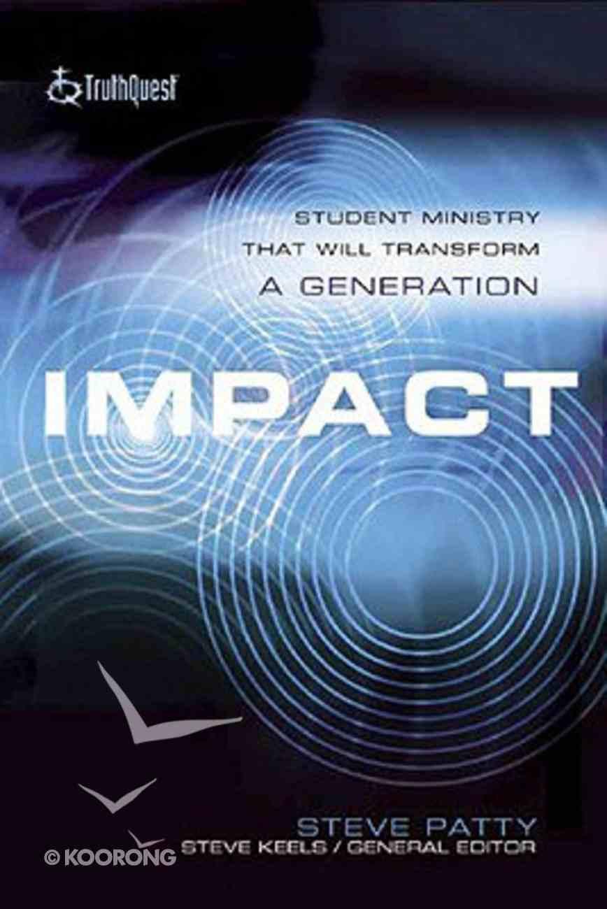 Impact (Truthquest Series) Hardback
