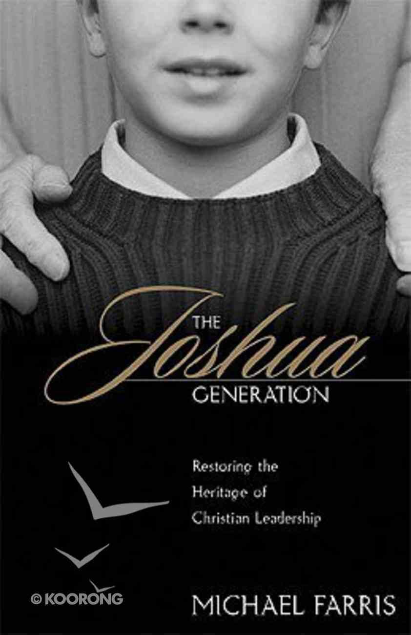 The Joshua Generation Paperback