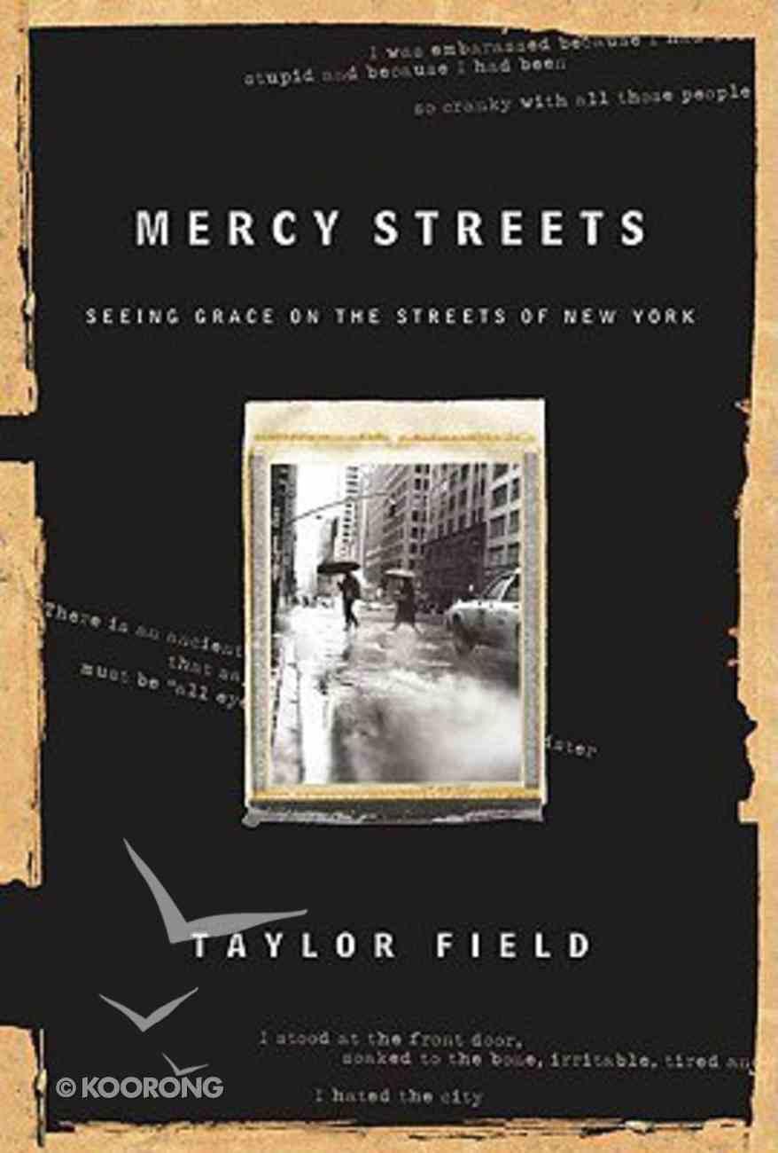 Mercy Streets Paperback