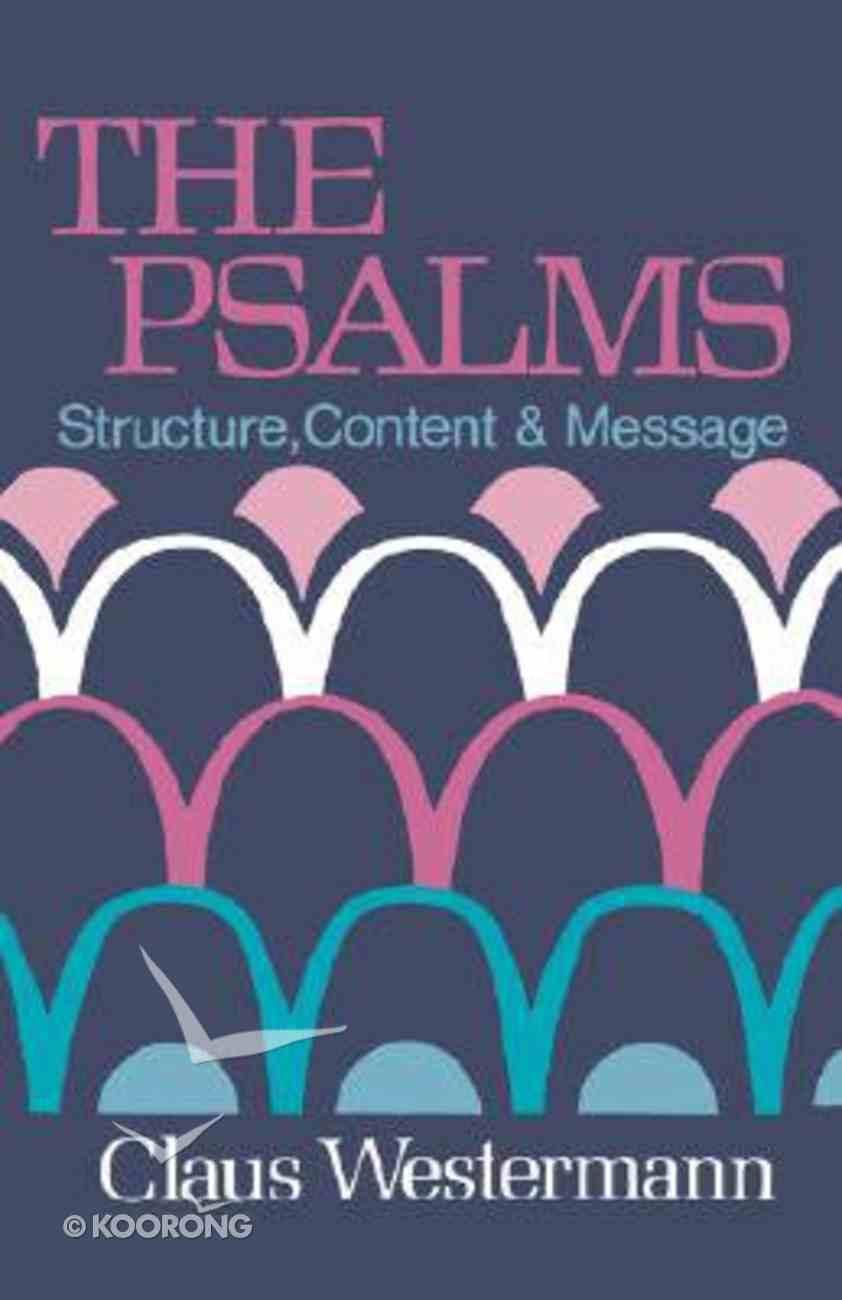 The Psalms Paperback
