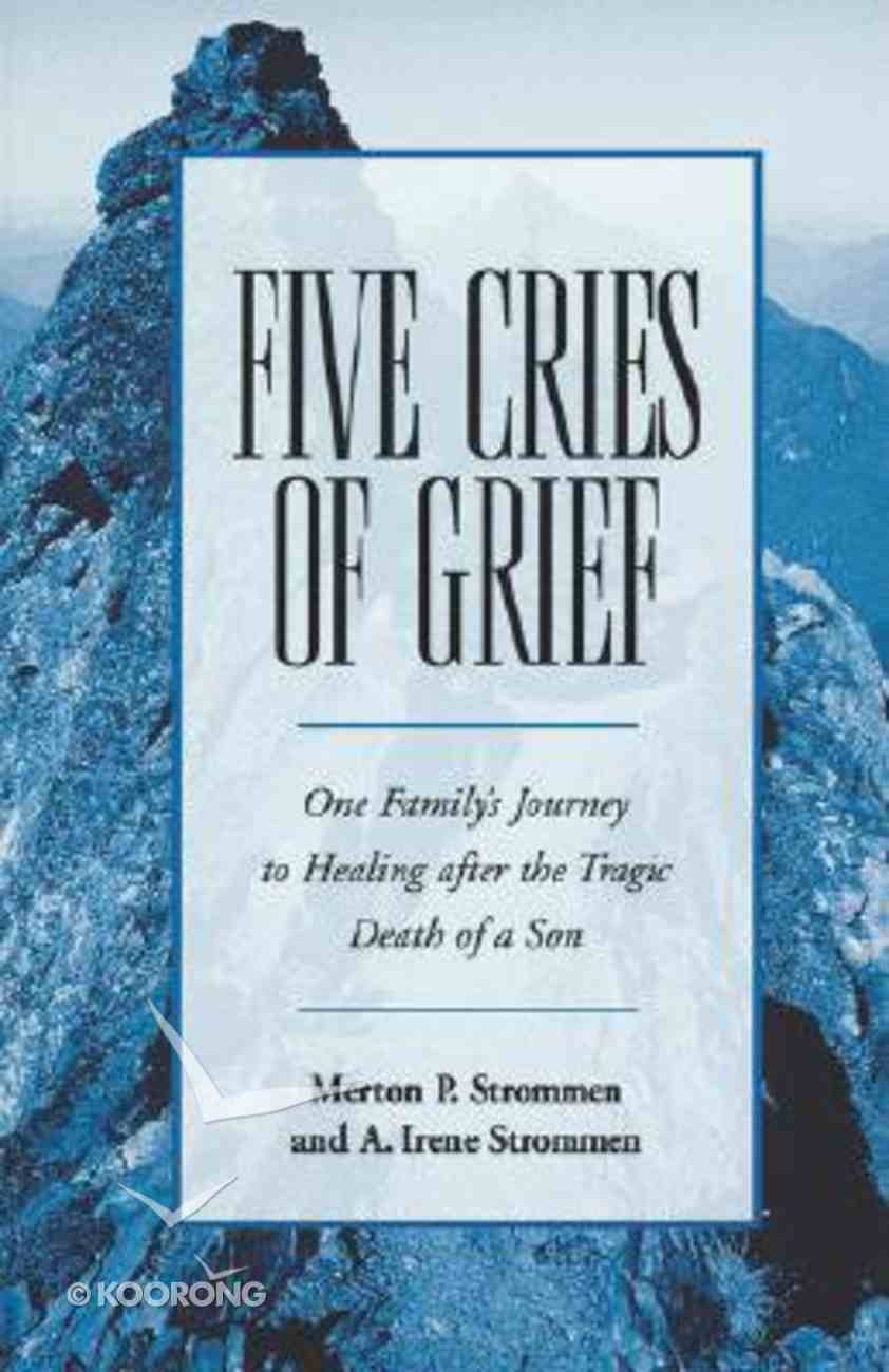 Five Cries of Grief Paperback