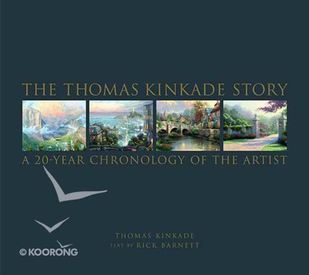 The Thomas Kinkade Story Paperback