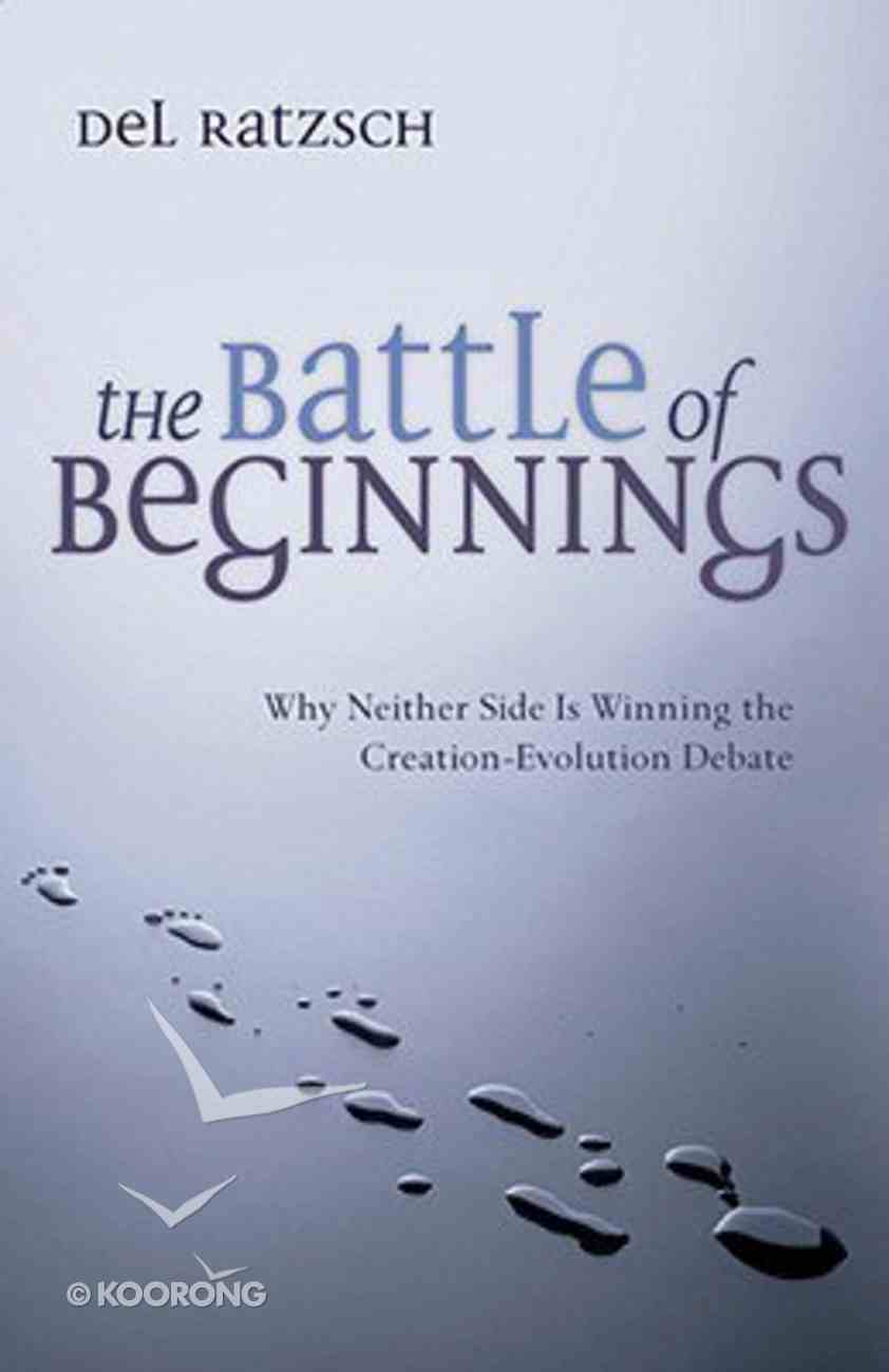 The Battle of Beginnings Paperback