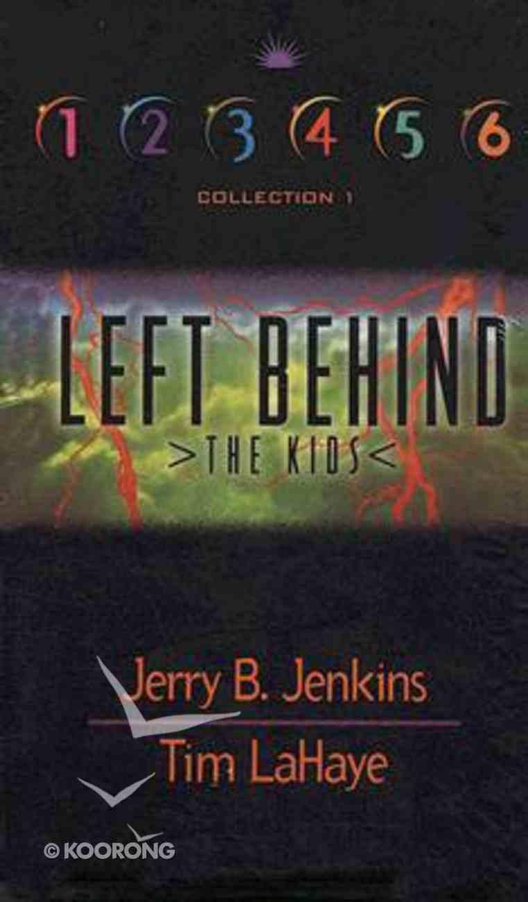 Left Behind the Kids Set 1 (Volumes 01-06) (Left Behind The Kids Series) Pack