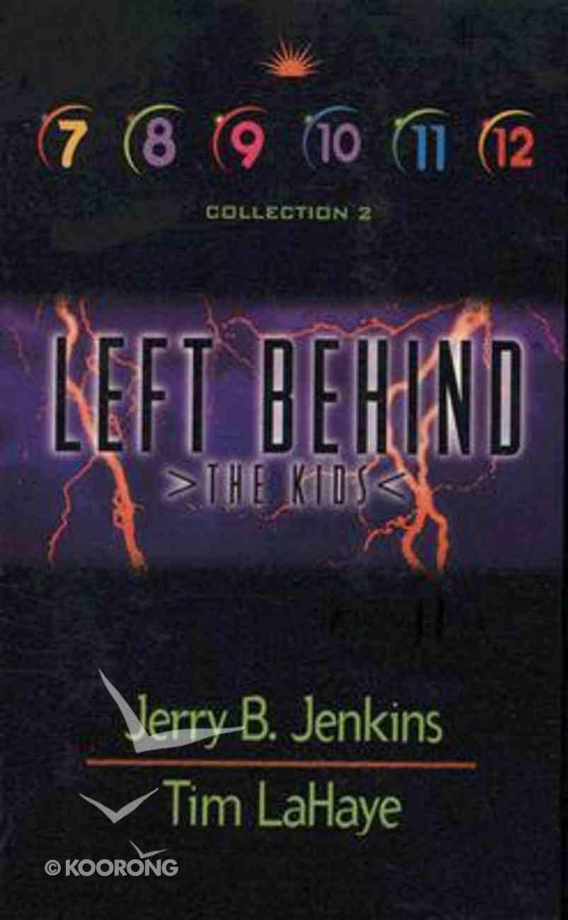 Left Behind the Kids Set 2 (Volumes 07-12) (Left Behind The Kids Series) Pack