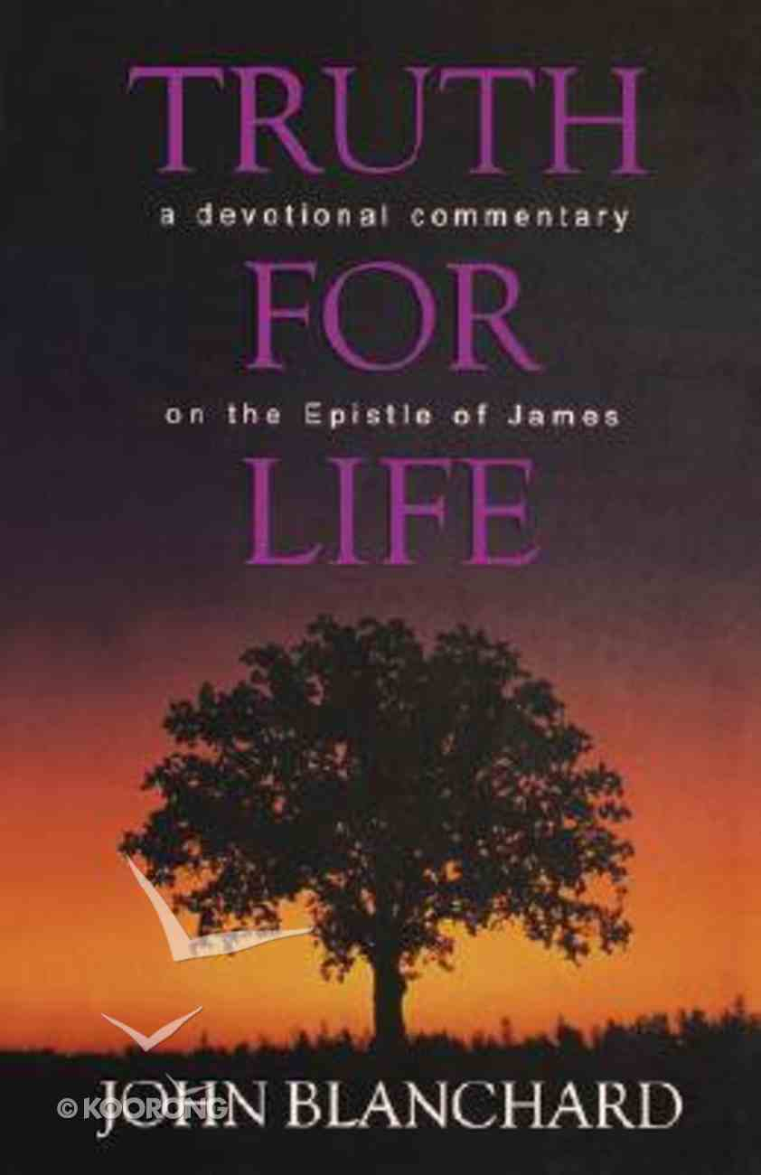 Truth For Life Paperback