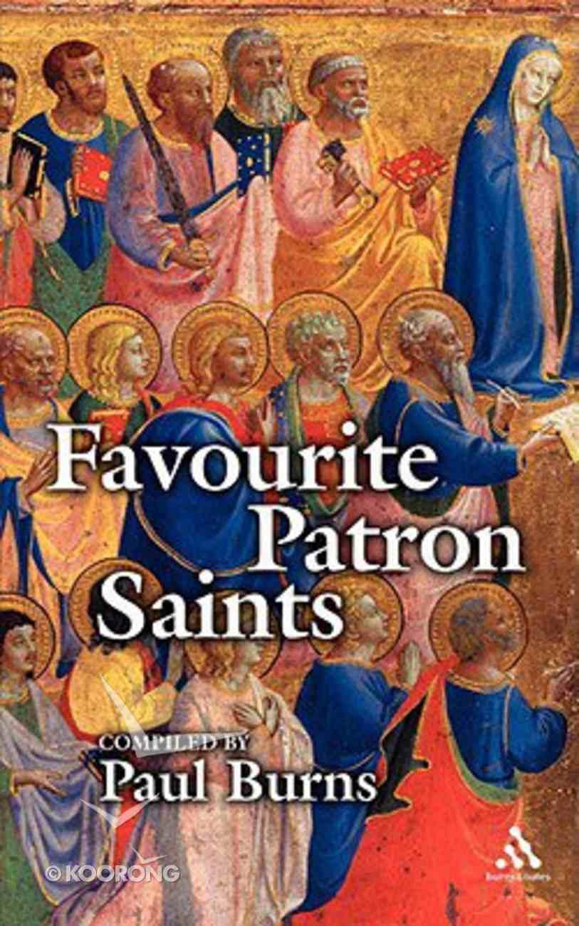 Favourite Patron Saints Paperback