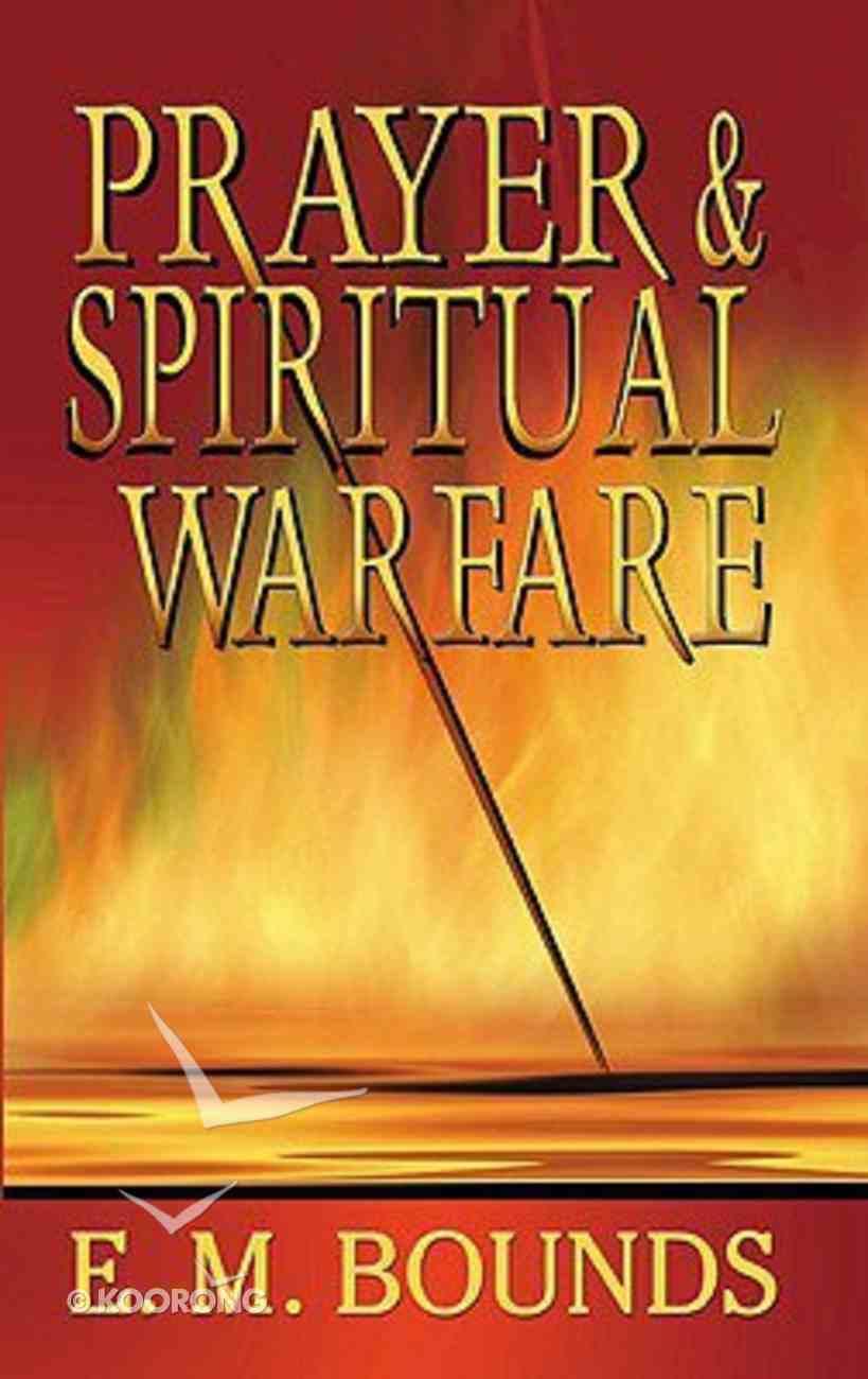 Prayer & Spiritual Warfare Paperback