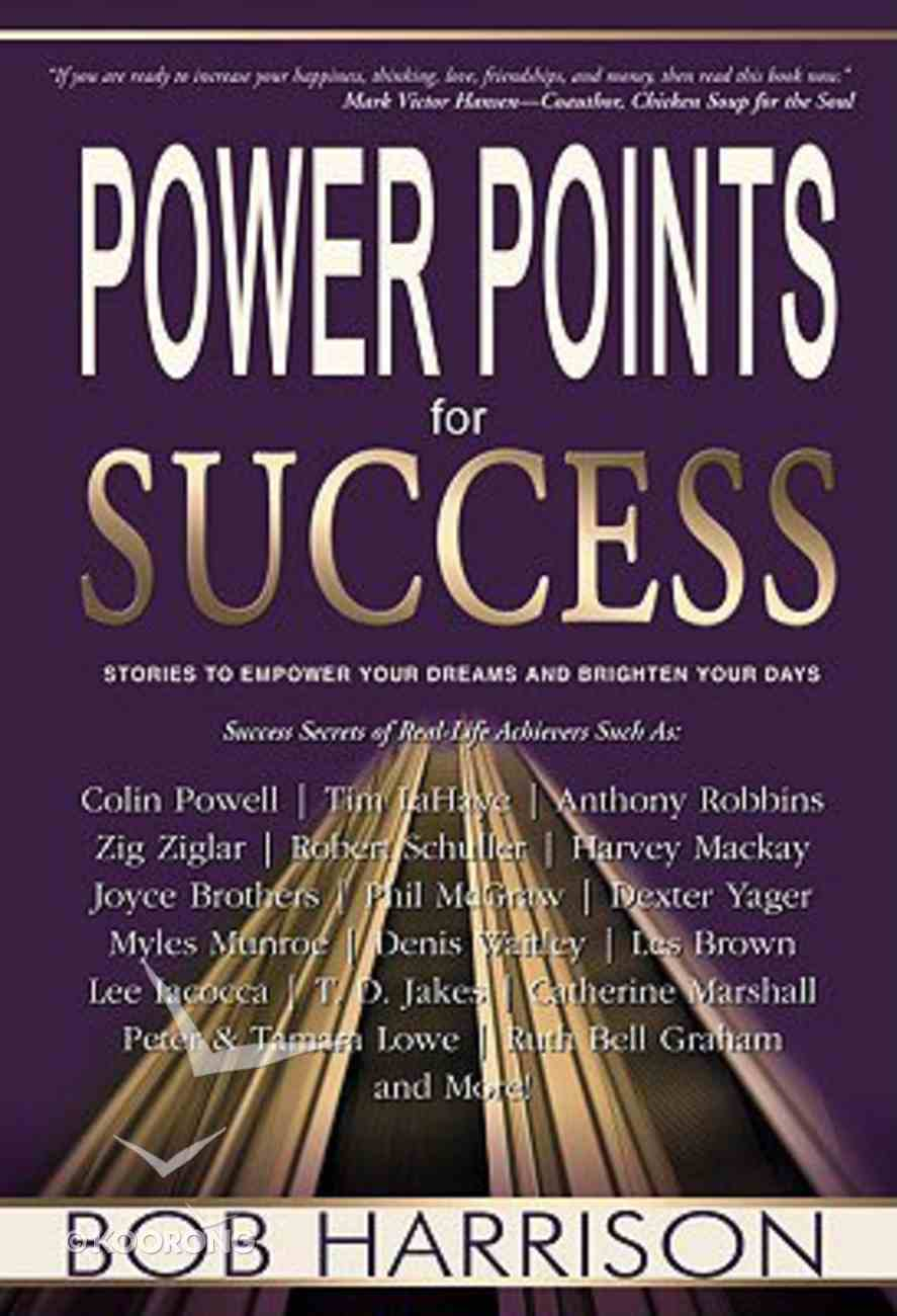 Power Points For Success Hardback