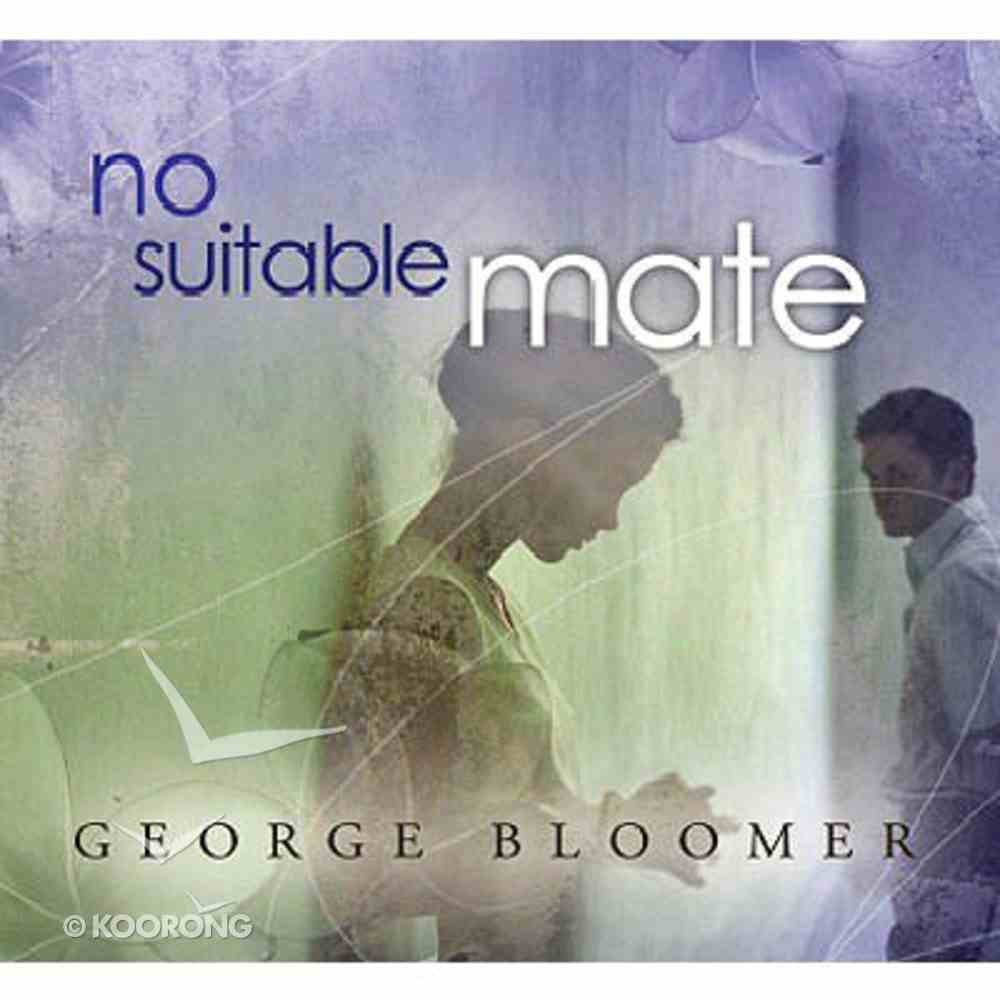 No Suitable Mate CD