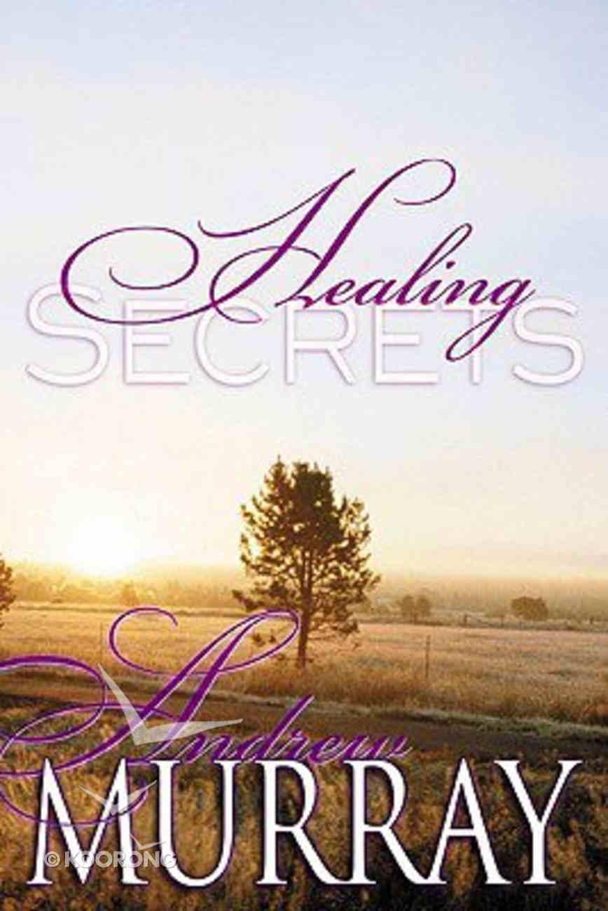 Healing Secrets Paperback
