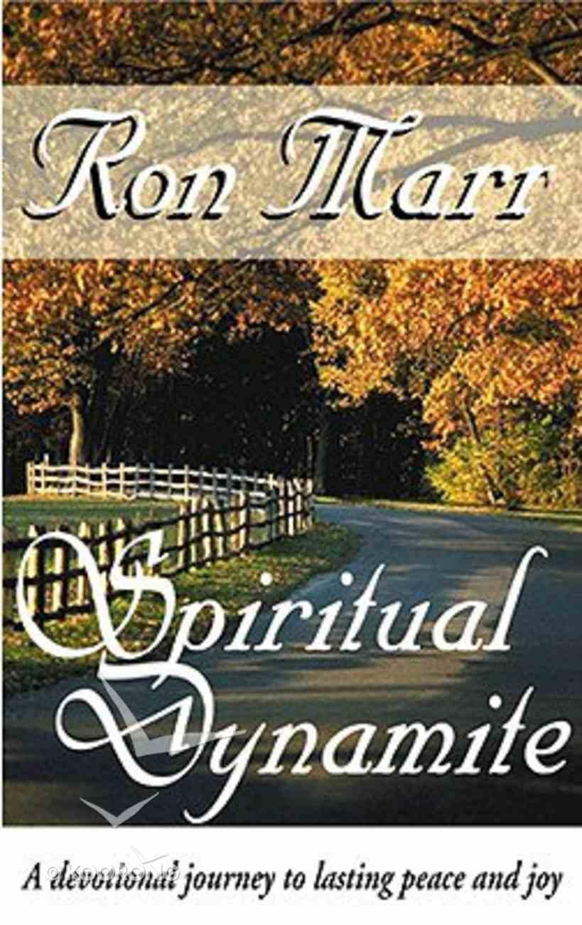 Spiritual Dynamite Paperback