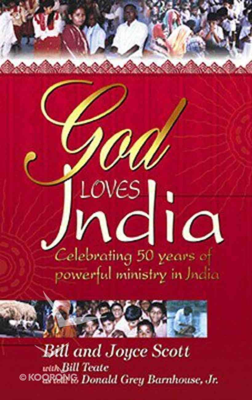 God Loves India Paperback