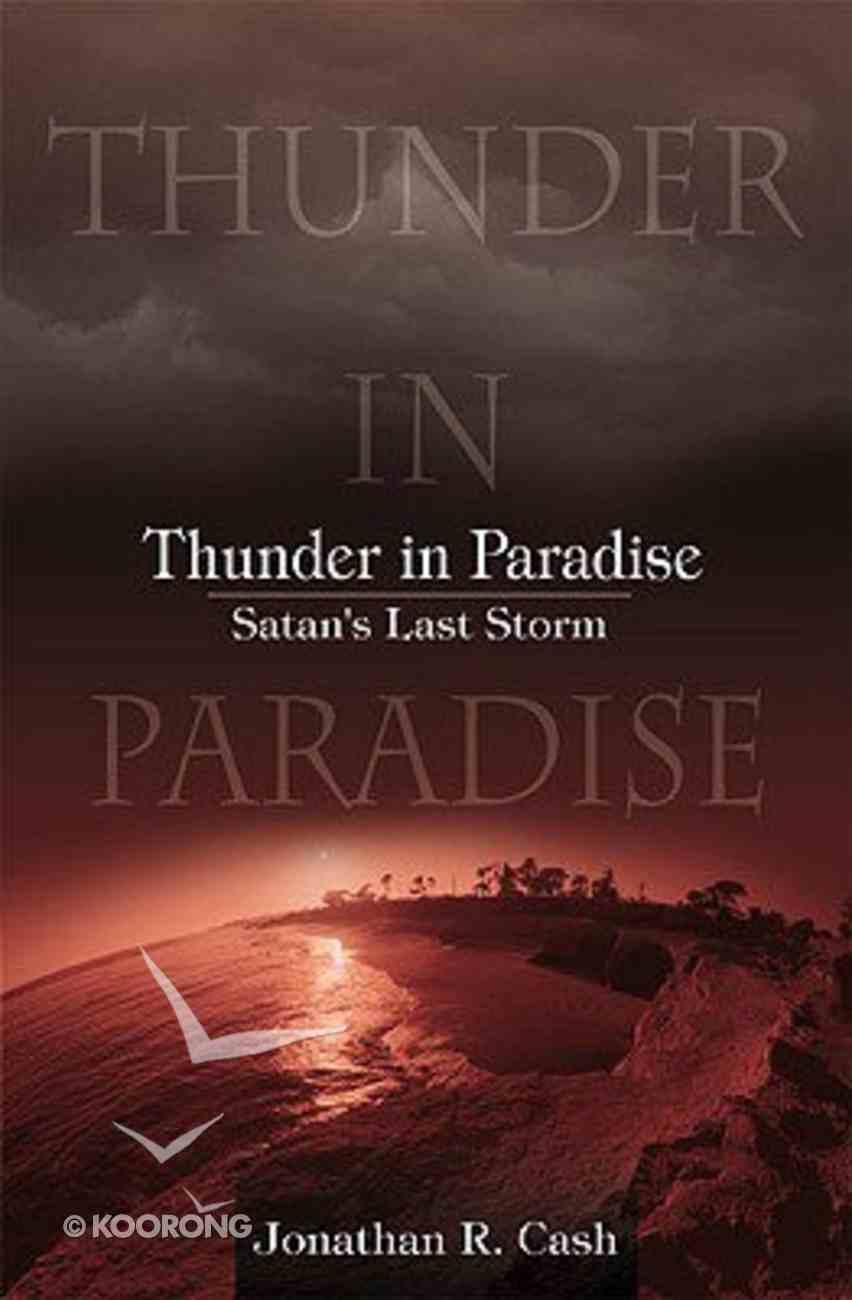 Thunder in Paradise Paperback