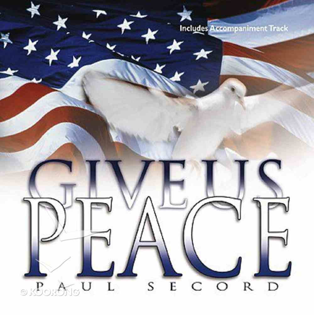 Give Us Peace CD