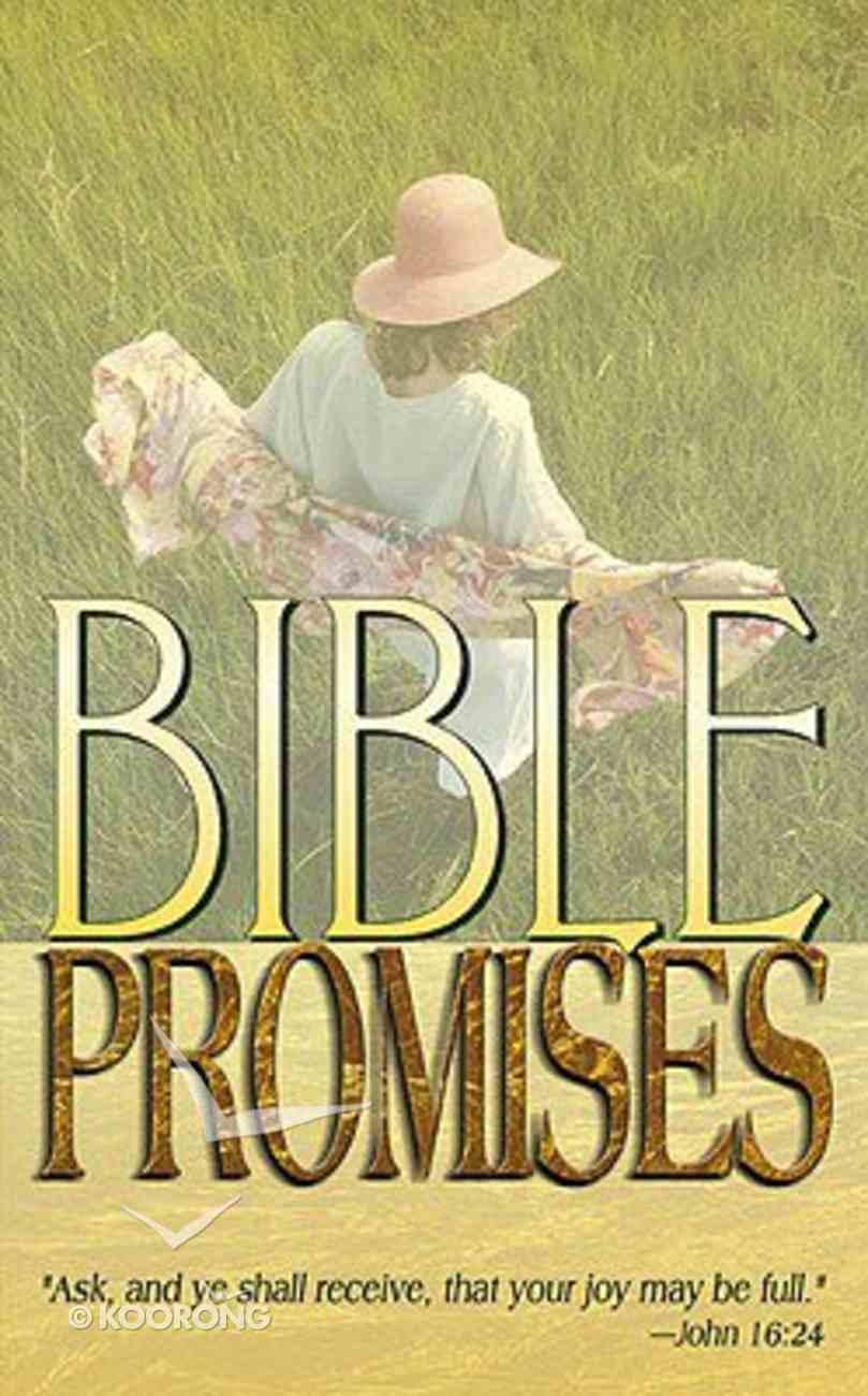 Bible Promises Paperback