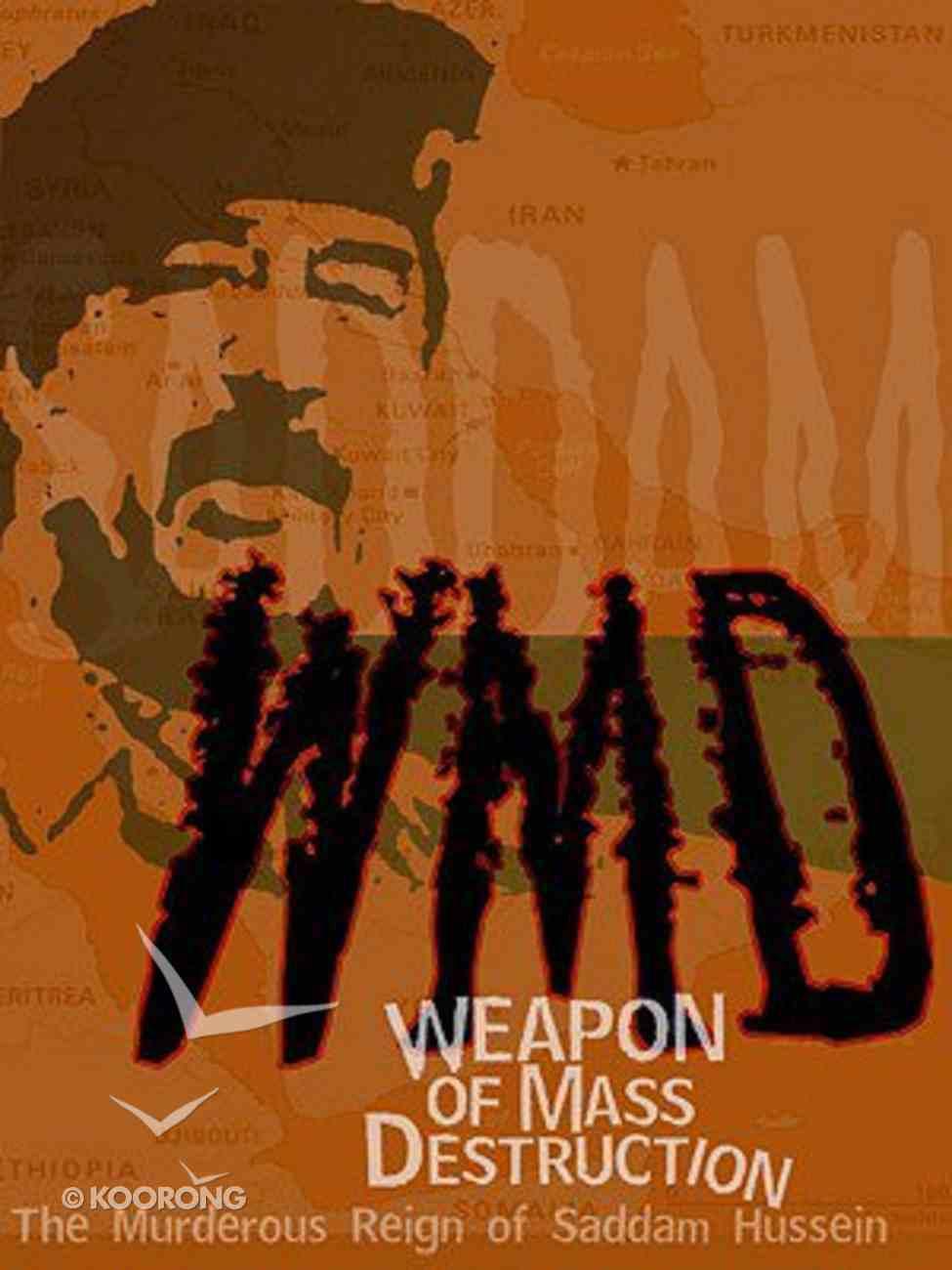 Weapons of Mass Destruction DVD