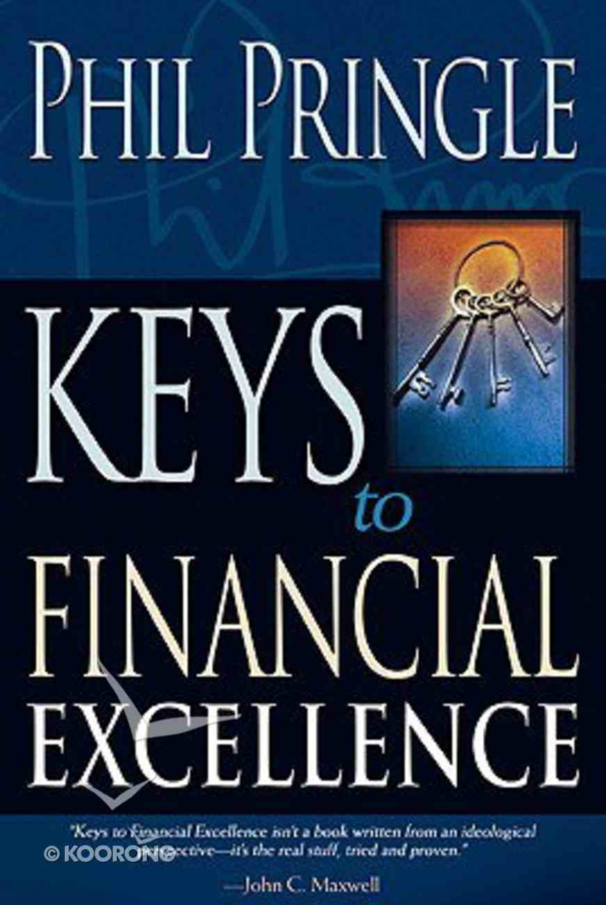 Keys to Financial Excellence Hardback