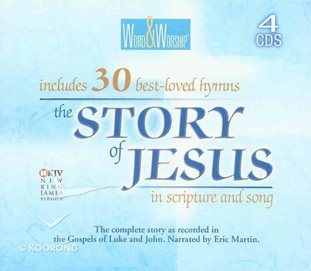 NKJV Story of Jesus in Scripture and Song CD