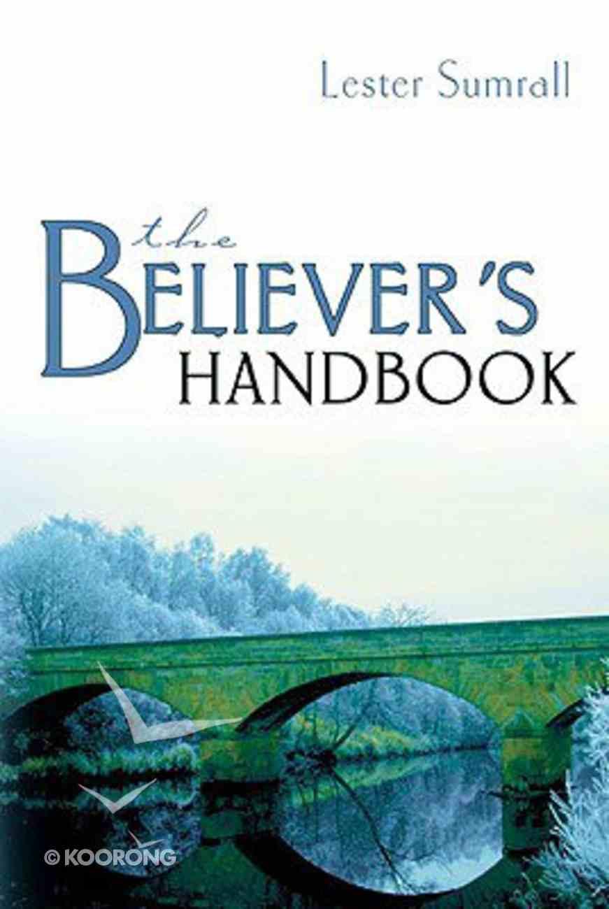 The Believer's Handbook Paperback