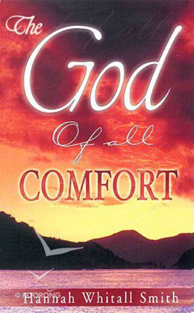 The God of All Comfort Paperback