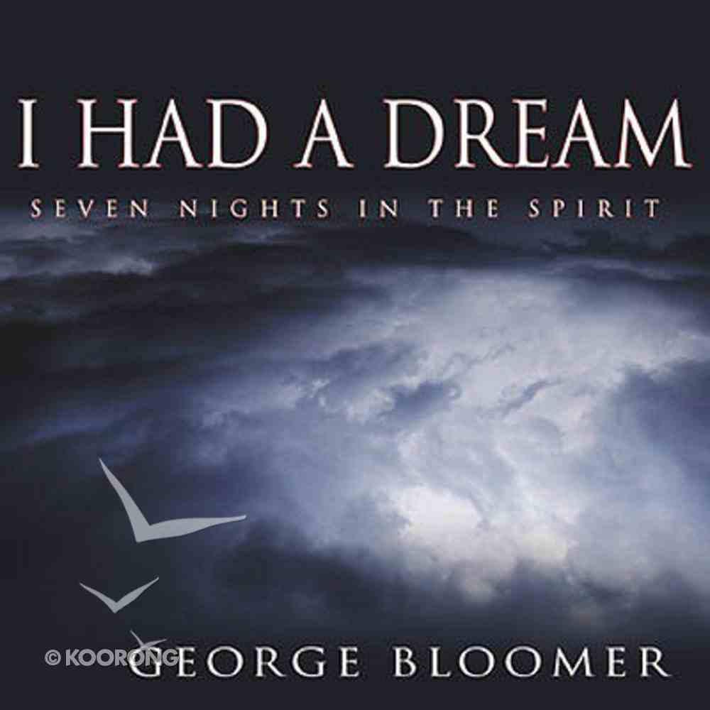 I Had a Dream CD