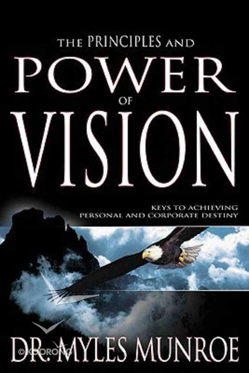 The Principles and Power of Vision Hardback