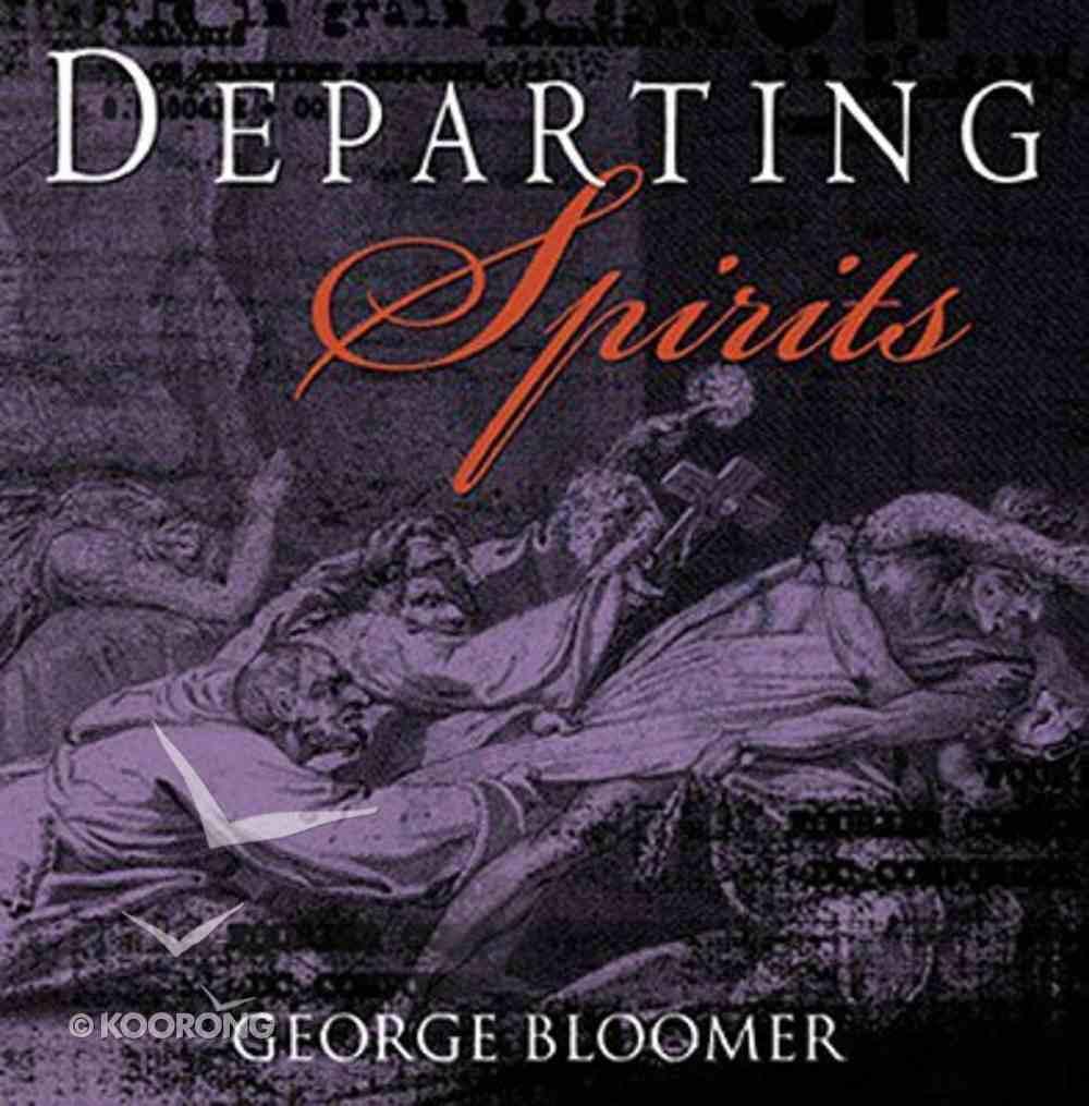 Sas: Departing Spirits (Spiritual Authority) CD