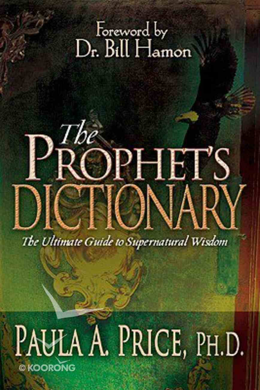 The Prophet's Dictionary Paperback
