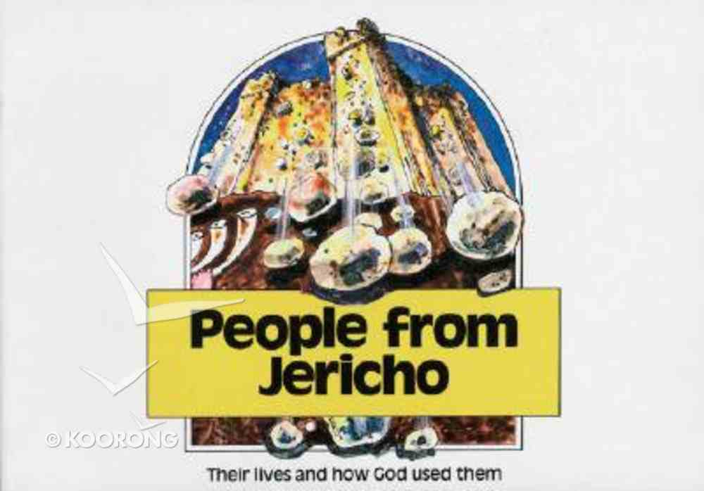 People From Jericho Paperback