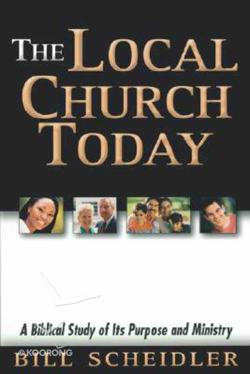 The Local Church Today Paperback