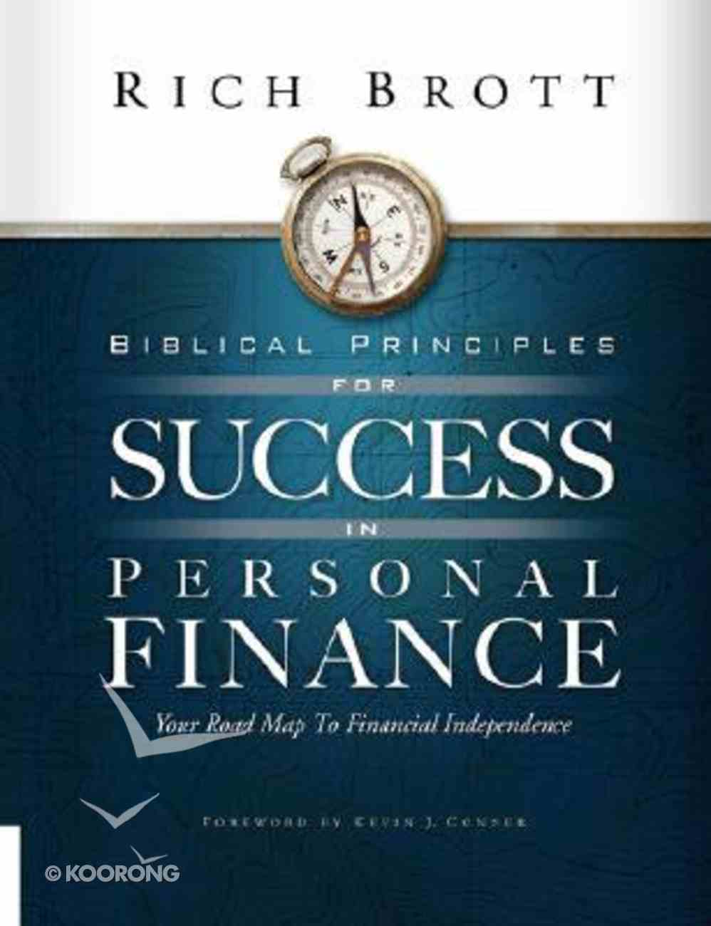 Biblical Principles For Success in Personal Finance Paperback