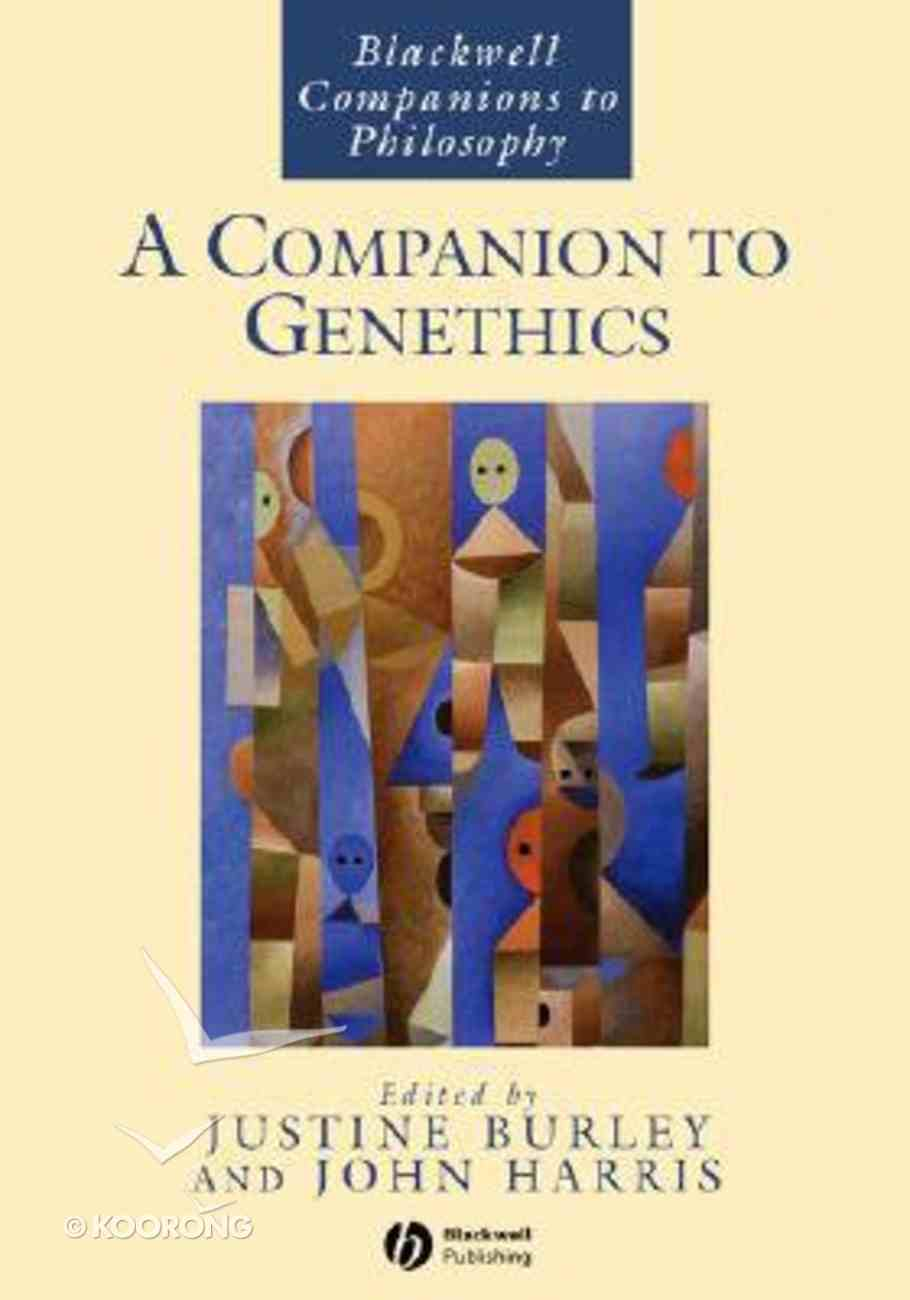Bcp: A Companion to Genethics Paperback