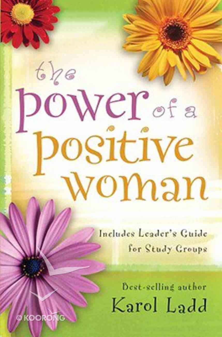 The Power of a Positive Woman Paperback