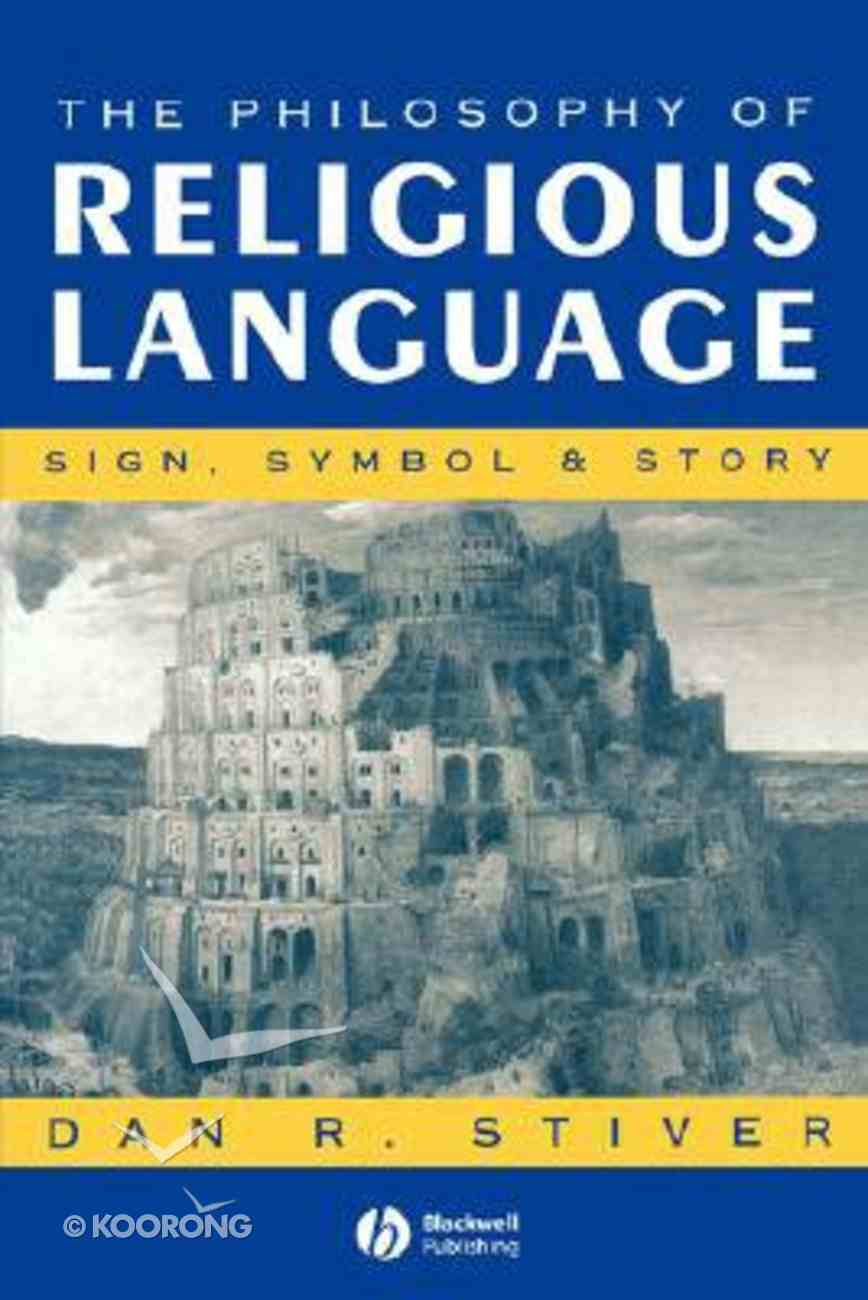 The Philosophy of Religious Language Paperback