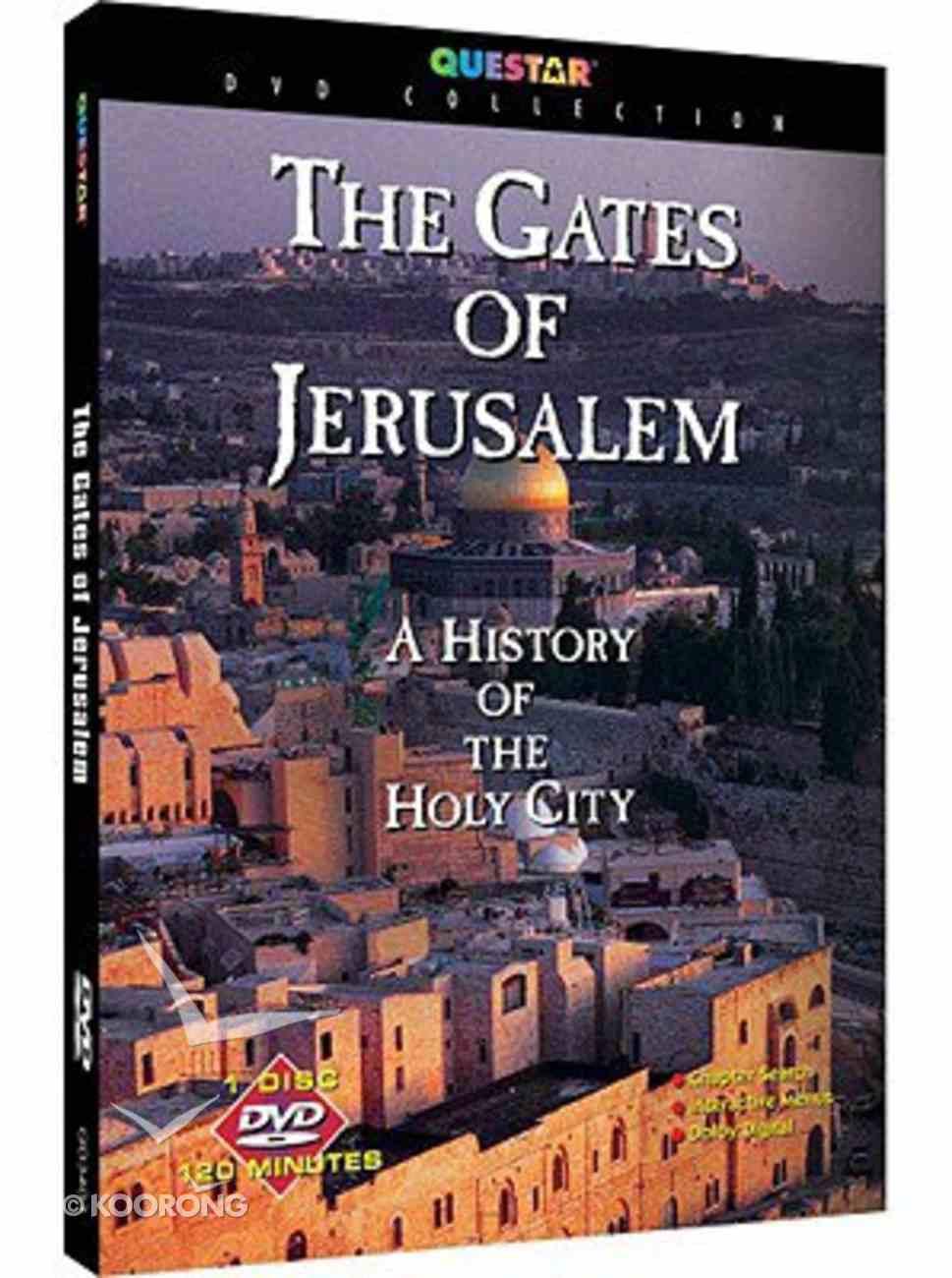 The Gates of Jerusalem DVD